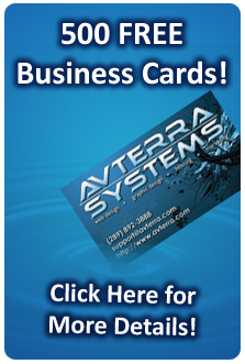Avterra Winter Promotion